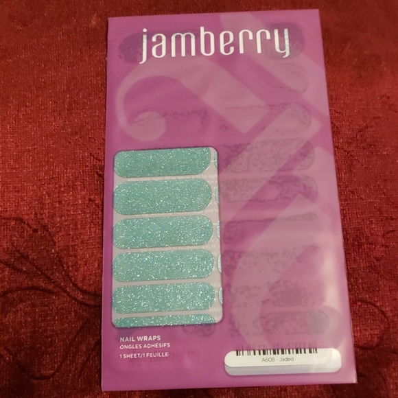 Jamberry Other - Jamberry Nail Wraps Jaded